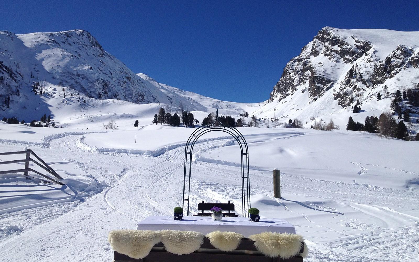 Matrimonio In Montagna : Matrimonio in montagna